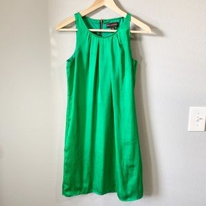 Dana Buchman | Emerald Green Sheath Dress XS